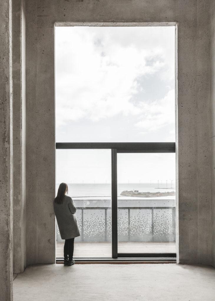 Lejlighed. Foto: Rasmus Hjortshøj - COAST Studio