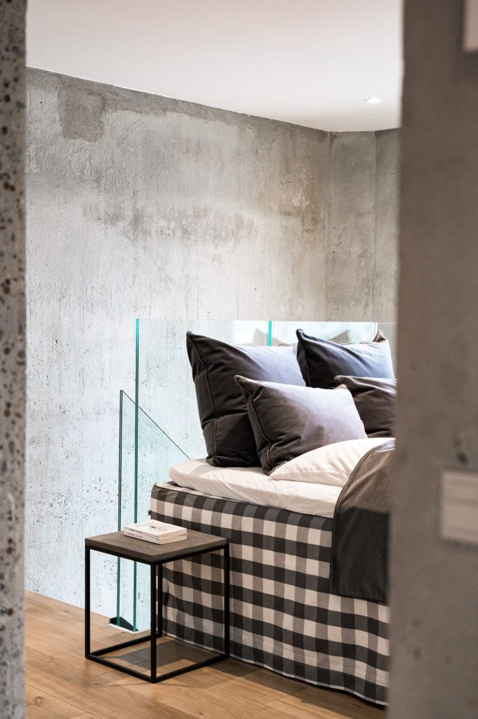 Soveværelse. Foto: Zigna Aps