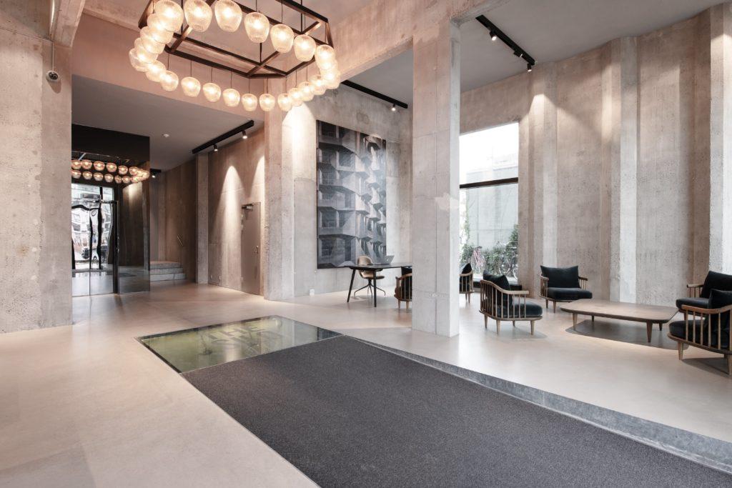 Foyer. Foto: Zigna Aps